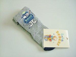 画像1: ◆SALE◆スペイン製boboliボボリ/靴下6m(6ヶ月)